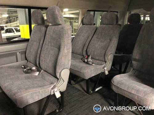 Used 2006 Toyota HIACE COMMUTER for Sale in Japan #13840