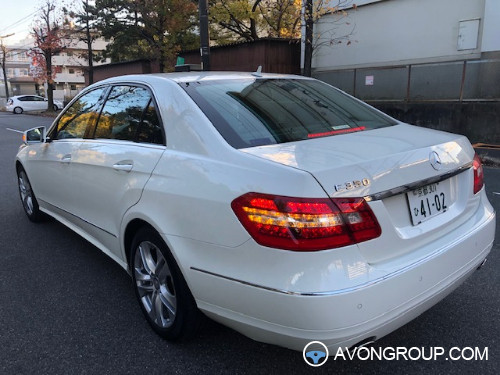 Used 2010 Mercedes-Benz E350 for Sale in Japan #13844