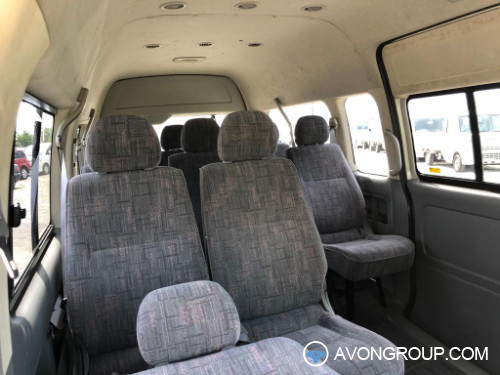 Used 2005 Toyota HIACE for Sale in Japan #13928