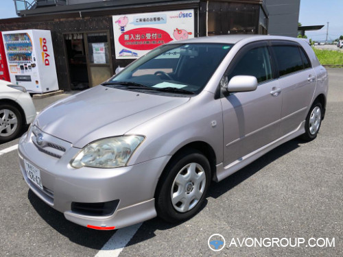 Used 2004 Toyota ALLEX for Sale in Japan #13930