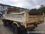 Used 1990 Mitsubishi FUSO DUMP TRUCK for Sale in Japan #13345 thumbnail