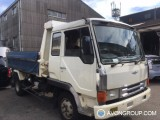 Used 1988 Mitsubishi FUSO DUMP for Sale in Japan #13558 thumbnail