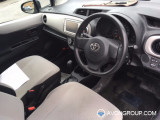 Used 2011 Toyota VITZ for Sale in Japan #13652 thumbnail