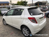Used 2013 Toyota VITZ for Sale in Japan #13723 thumbnail