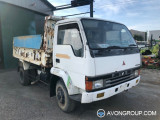 Used 1992 Mitsubishi FUSO DUMP TRUCK for Sale in Japan #13740 thumbnail