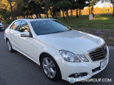 Used 2010 Mercedes-Benz E350 for Sale in Japan #13844 thumbnail