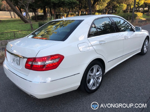 Used 2010 Mercedes-Benz E350 for Sale in Botswana #13844