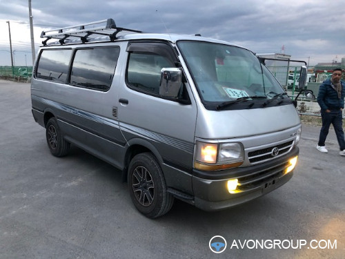 Used 2003 Toyota HIACE for Sale in Botswana #13854