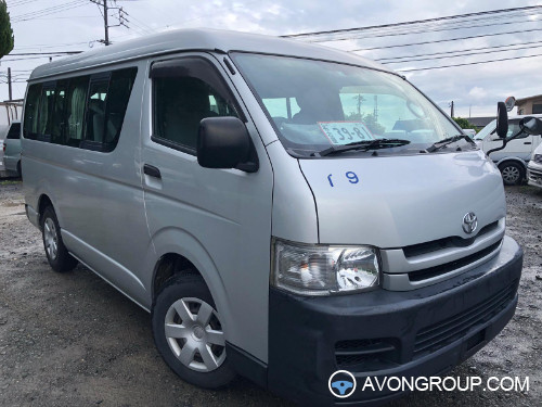 Used 2010 Toyota HIACE for Sale in Botswana #13889