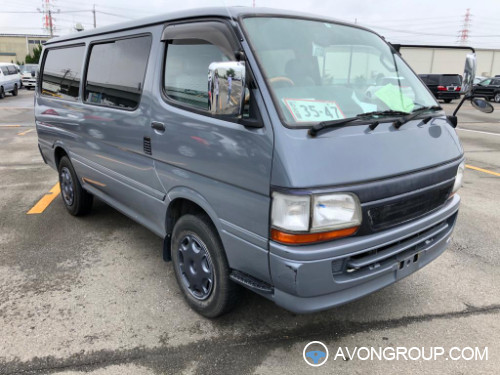Used 2004 Toyota HIACE for Sale in Botswana #13969