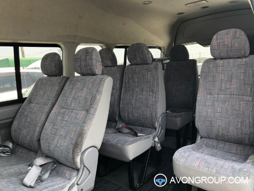 Used 2005 Toyota HIACE for Sale in Botswana #13975