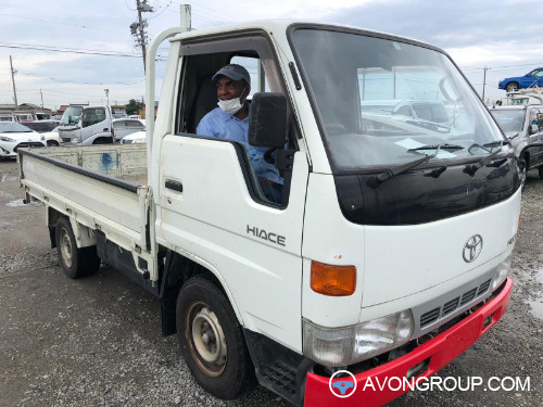 Used 1995 Toyota HIACE TRUCK for Sale in Botswana #13993