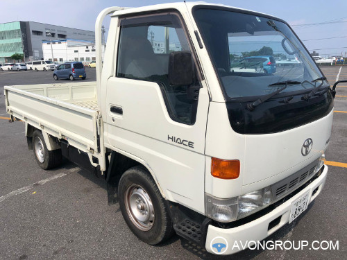 Used 1996 Toyota HIACE TRUCK for Sale in Botswana #14013