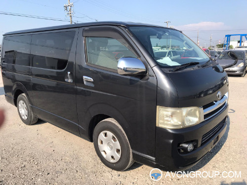 Used 2004 Toyota HIACE for Sale in Botswana #14032