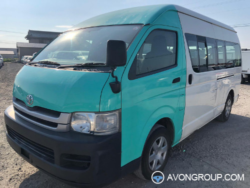 Used 2009 Toyota HIACE for Sale in Botswana #14059