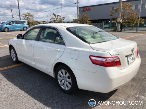 Used 2008 Toyota CAMRY for Sale in Botswana #14116
