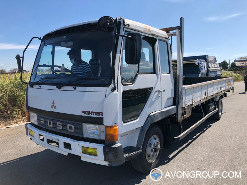 Used 1989 Mitsubishi FUSO FIGHTER for Sale in Uganda #14163