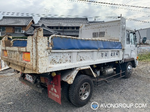 Used 1991 Mitsubishi FUSO FIGHTER for Sale in Uganda #14194