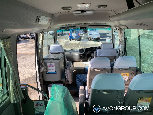 Used 2007 Hino LIESSE II for Sale in Japan #14200