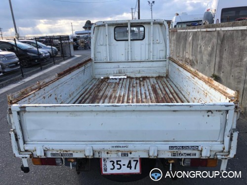 Used 2006 Toyota HIACE TRUCK for Sale in Botswana #14221