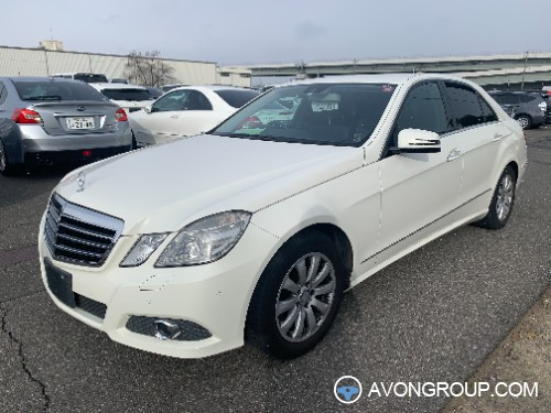 Used 2010 Mercedes-Benz E350 for Sale in Botswana #14222