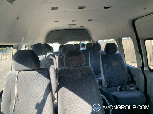 Used 2008 Toyota HIACE for Sale in Botswana #14225