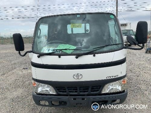 Used 2006 Toyota DYNA TRUCK for Sale in Botswana #14228