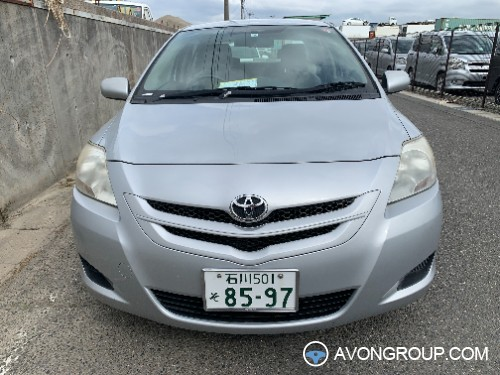 Used 2008 Toyota BELTA for Sale in Japan #14229