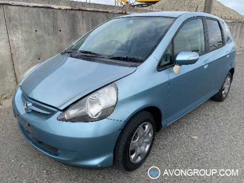 Used 2006 Honda FIT for Sale in Japan #14230