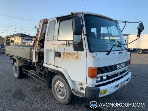 Used 1990 Isuzu FORWARD DUMP for Sale in Uganda #14261