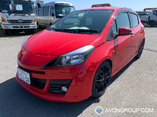 Used 2014 Toyota VITZ for Sale in Japan #14265