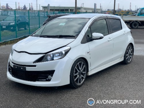 Used 2014 Toyota VITZ for Sale in Japan #14281