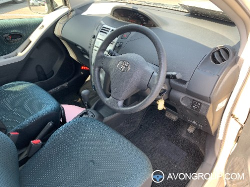 Used 2005 Toyota VITZ for Sale in Japan #14283