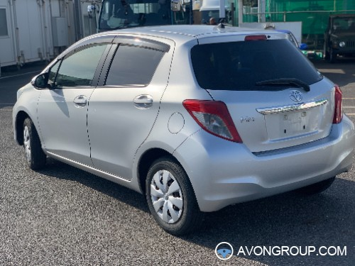 Used 2013 Toyota VITZ for Sale in Japan #14288