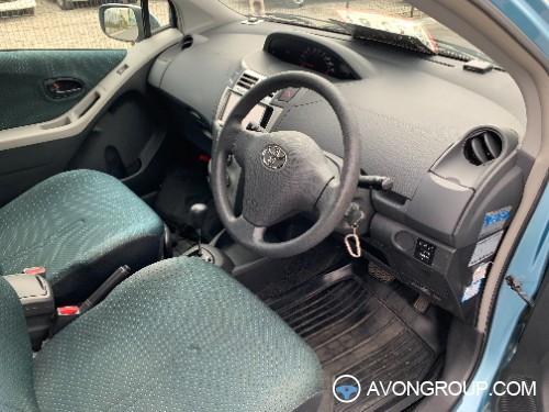 Used 2005 Toyota VITZ for Sale in Japan #14299