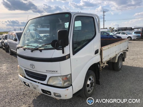 Used 2003 Toyota TOYOACE TRUCK for Sale in Botswana #14308