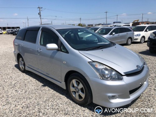 Used 2008 Toyota WISH for Sale in Botswana #14310