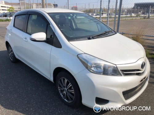Used 2013 Toyota VITZ for Sale in Japan #14311