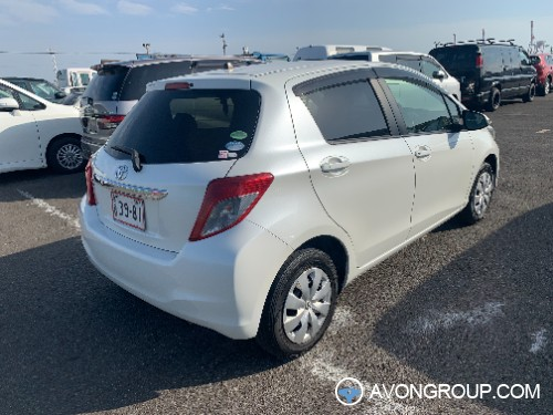Used 2013 Toyota VITZ for Sale in Japan #14337