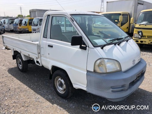 Used 2005 Toyota LITEACE TRUCK for Sale in Botswana #14343