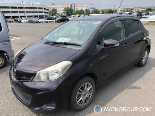 Used 2013 Toyota VITZ for Sale in Japan #14389