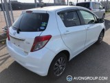 Used 2013 Toyota VITZ for Sale in Japan #14311 thumbnail