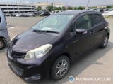 Used 2013 Toyota VITZ for Sale in Japan #14389 thumbnail